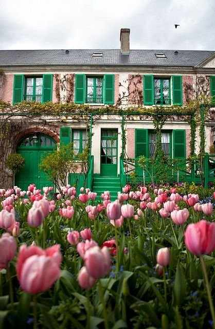 Giverny-Monet-kertje