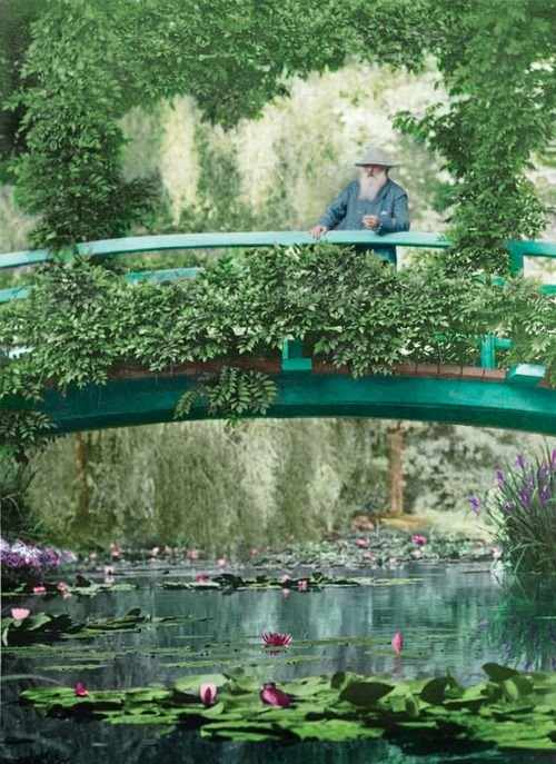 Giverny-Monet-festmenye