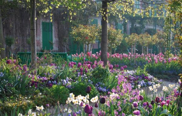 Giverny - Monet, az impresszionista festő kertje