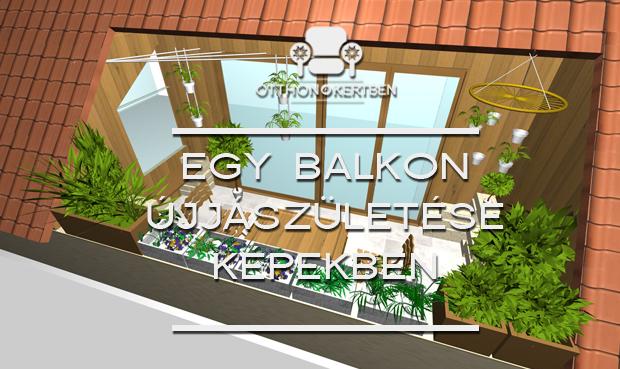 Egy balkon újjászületése - képgaléria