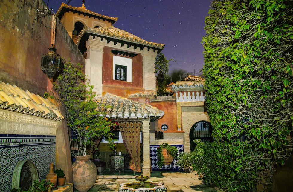 Carmen del Campillo, egy szupertitkos mór teaház Spanyolországban