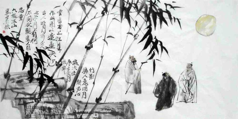 hagyományos kínai festmény