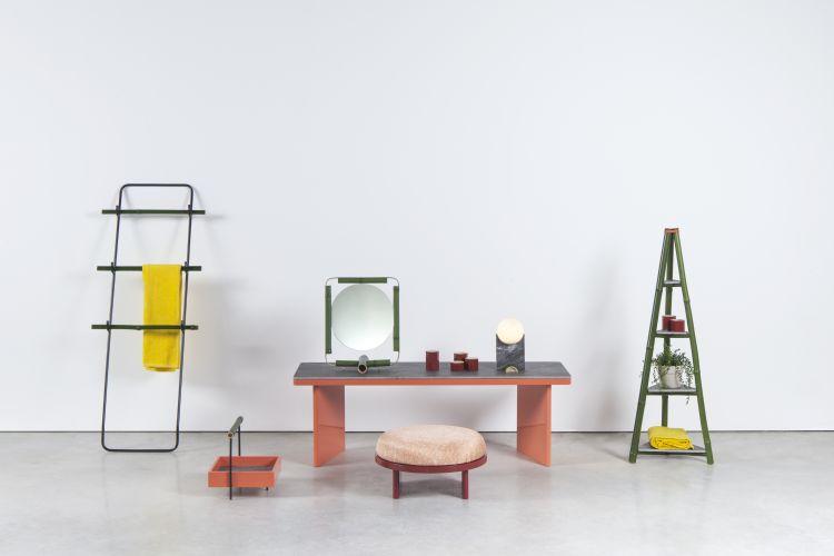bambusz bútor minimalista