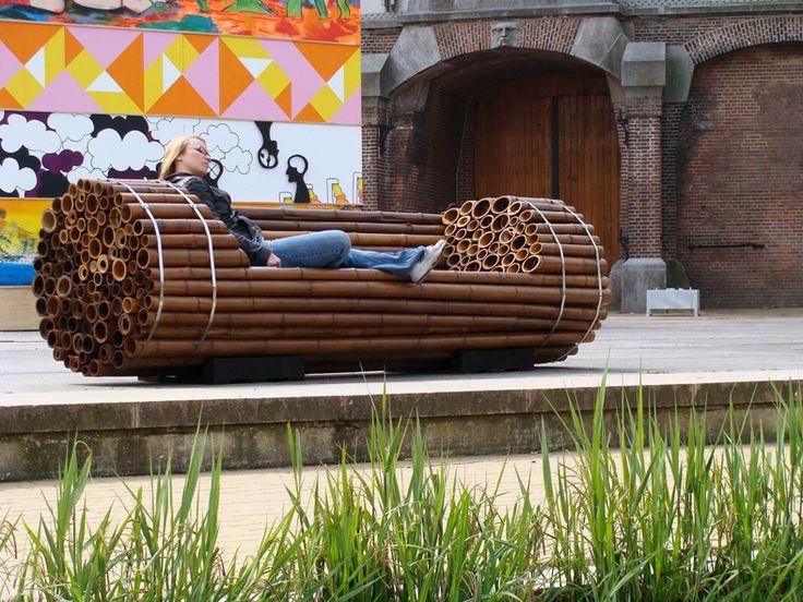 bambusz pad