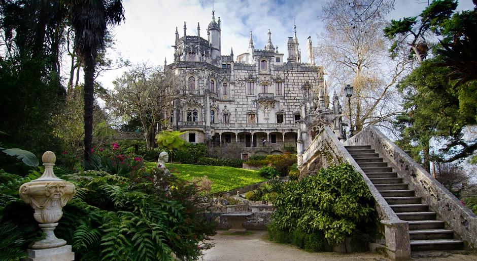 Quinta de Regaleira - A rejtélyek parkja