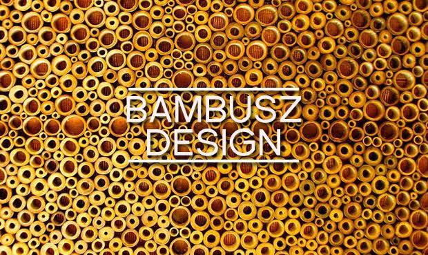 A DESIGNEREK KEDVENCE: A BAMBUSZ