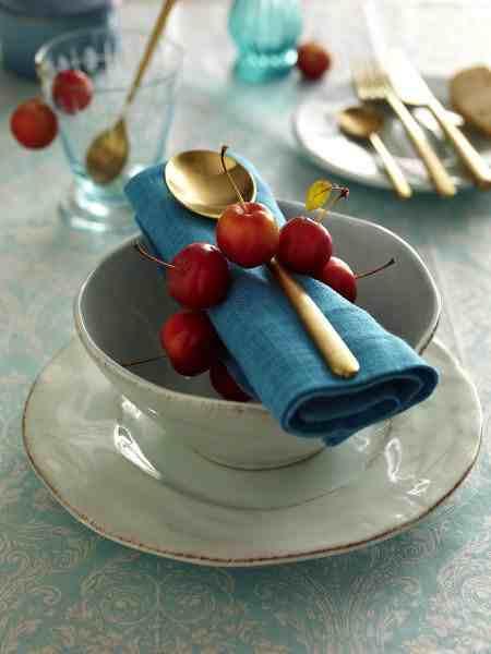 őszi asztaldekoráció