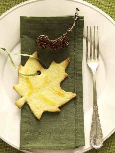 őszi asztaldeko