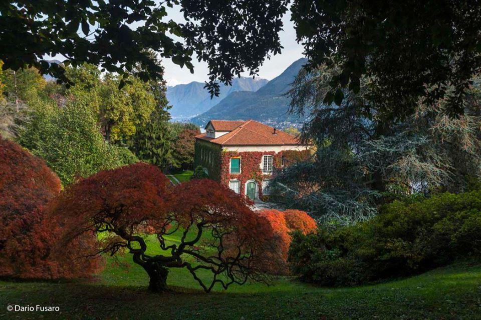Szép kertek nyomában: mesés olasz villa a Comói-tó partján