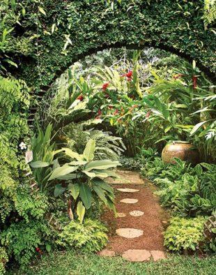 brief garden angol kert