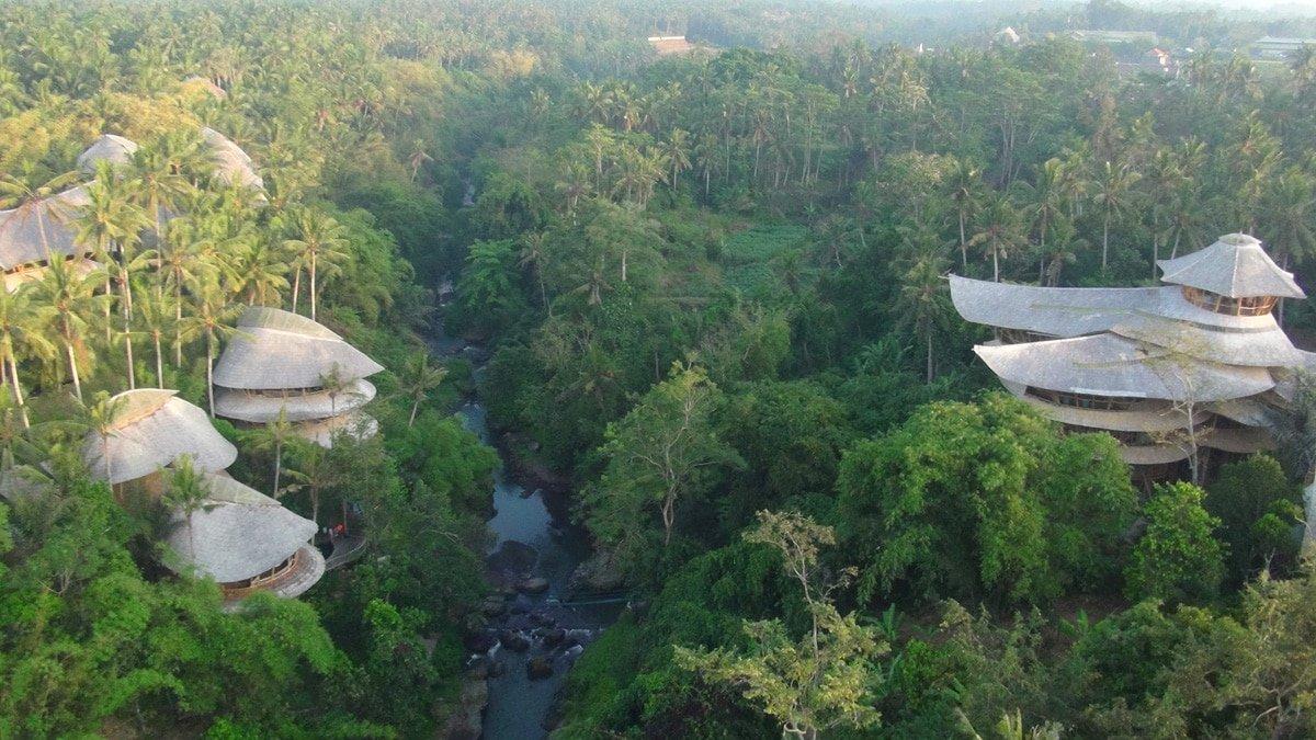 Green village - Bali legzöldebb faluja