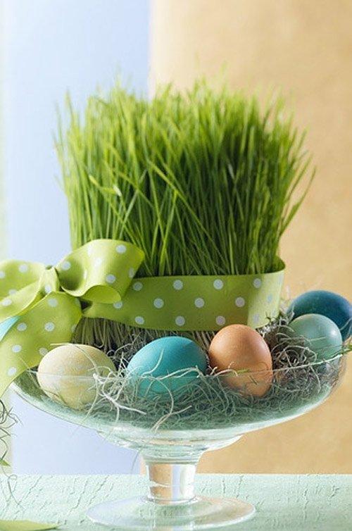 húsvéti-asztali-búza-dekoráció