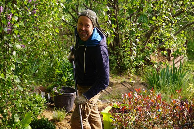 Otthon a kertben - Hegyi kertészkedés