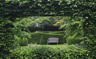 Castillon, francia kert
