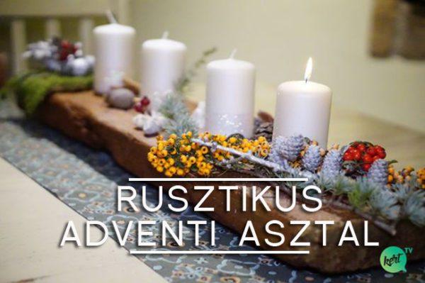 rusztikus-adventi-asztalkozep