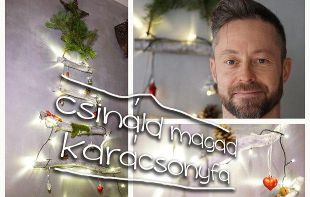 karácsonyi dekoráció házilag