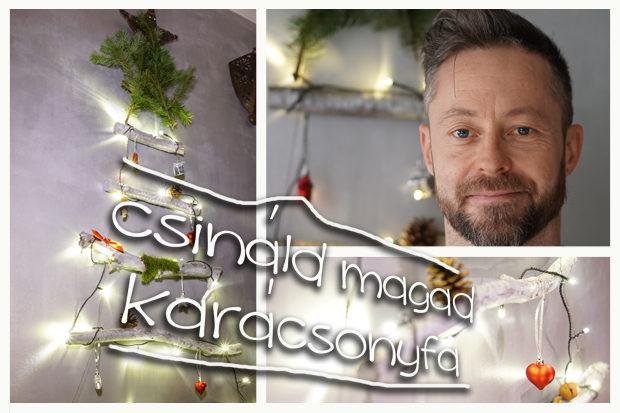 CSINÁLD MAGAD KARÁCSONYFA - VIDEÓ MÁRKKAL