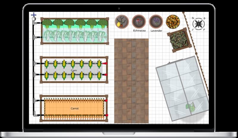 Így tervezz kertet online! - Kerttervező applikációk, növénytársítások