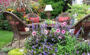 virágoskert gondozása júniusban