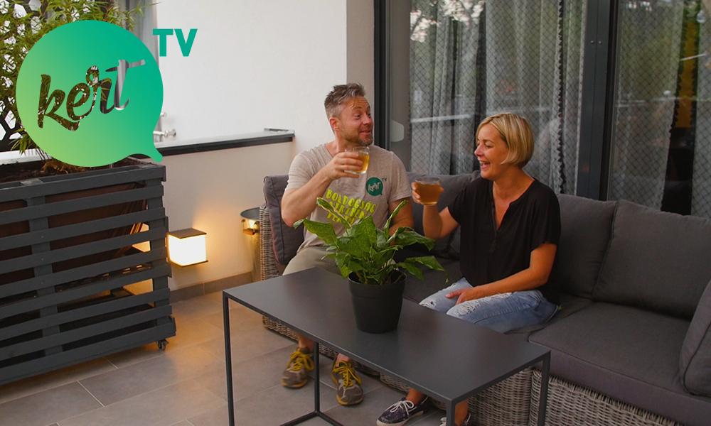 A nagy teraszátalakítás Kert TV módra