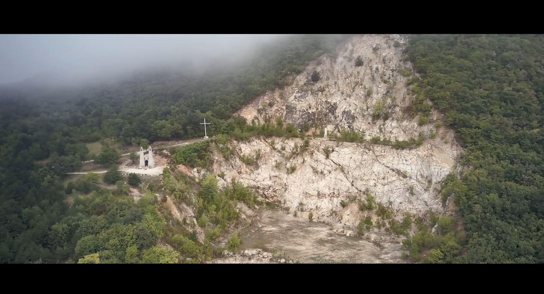 Egy év a levegőből a Pilis hegység gyöngyszeméről, Pilisszántóról