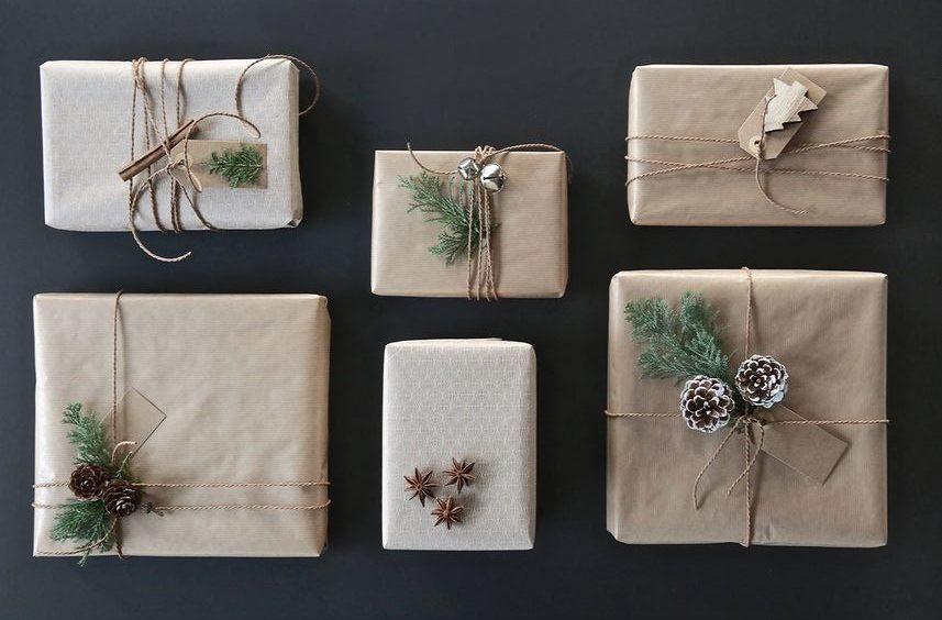 Inspiráló ötletek környezetbarátabb ajándékcsomagoláshoz