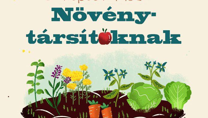 Növénytársítás: képes kalauz a legjobb növénypárosításokhoz