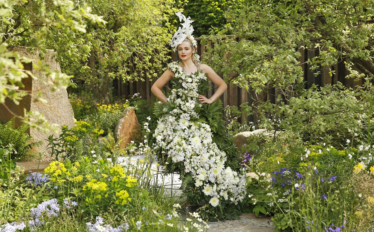 A világ legrangosabb kertészeti kiállítása - a  Chelsea Flower Show