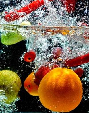 permetezett gyümölcs