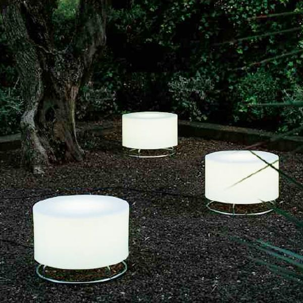 világító kerti székek