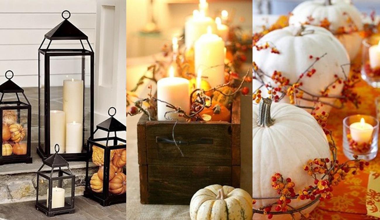 Hangulatos őszi dekorációk a kertedbe és az otthonodba