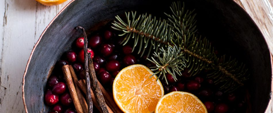 fűszeres karácsonyi illatosító