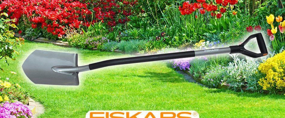 ásó-Fiskars-szerszám