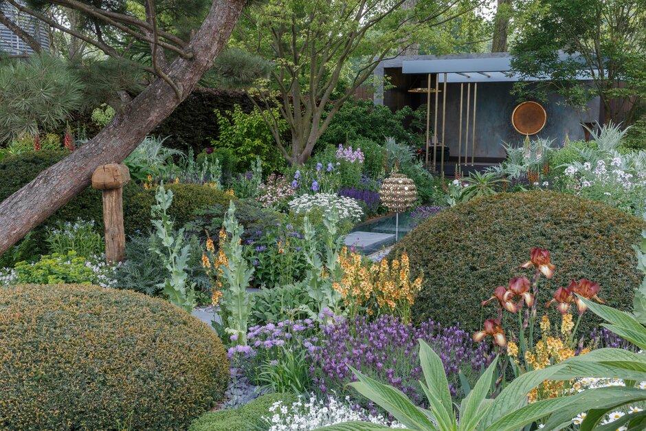 Meseszép látványkertek az idei Chelsea-i Virágkiállításról