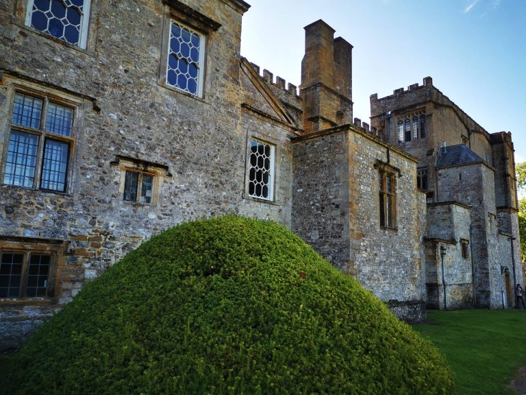 Forde Abbey angolkert