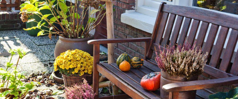 októberi kerti teendő