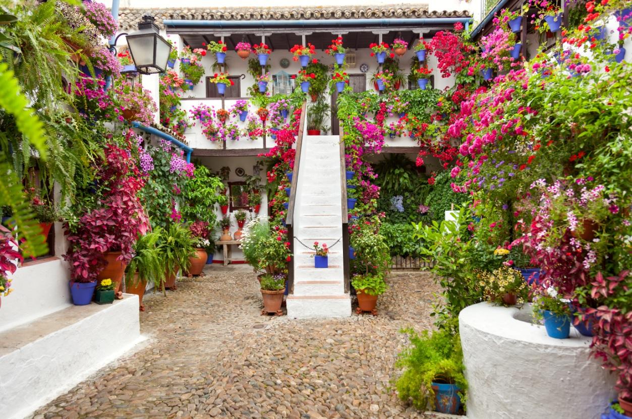 Córdoba, a virágba borult város - Útifilm