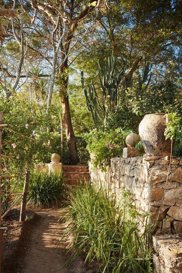 marokkói kert