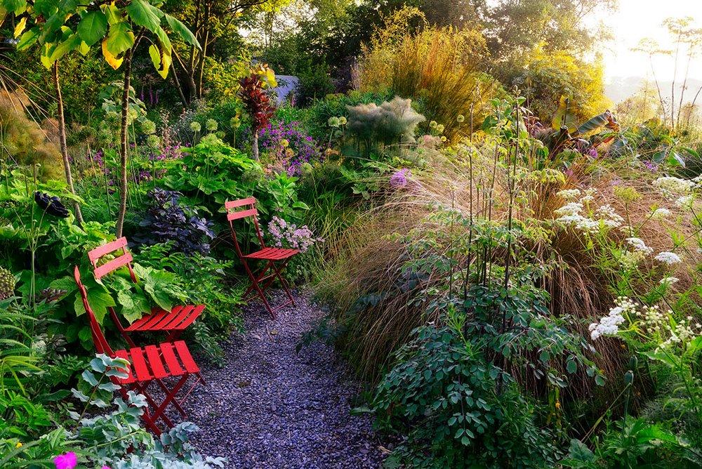 Richard Murpy kertfotója