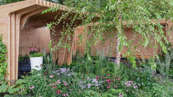 Chelsea flower Show 2021 Robert Myers kertje